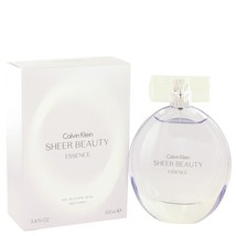 Sheer Beauty Essence by Calvin Klein Eau De Toilette Spray 3.4 oz for Women - $37.99