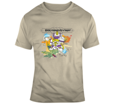 Kush Dynasty League Robot Splash T Shirt - $26.99+