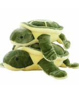 13.8in Plush Tortoise Toy Cute Turtle Plush Pillow Stuffed Cushion Kid G... - $22.73