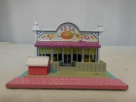 Polly Pocket House Pet Shop Pollyville Bluebird Toys 1993 Vintage - $16.85