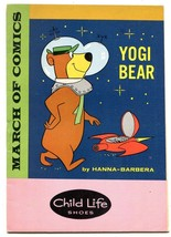 March of Comics #253 1963-Yogi Bear-Child Life Shoes Promo Comic - $75.66