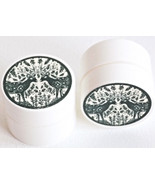 Mini+Merry Frosted Mint Lip Balm set of 2 tubs .25oz.ea. Anthropologie - $22.50