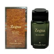 Zegna by Ermenegildo Zegna 1.7 oz / 50 ml Eau De Toilette spray for men - $113.14