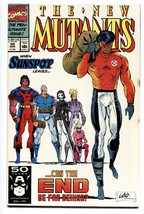 NEW MUTANTS #99 1991--1st appearance SHATTERSTAR - comic book - $18.62