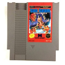 Tag Team Wrestling NES Nintendo 1986 Cartridge Only Tested and Working - $4.90