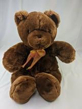 "Commonwealth Brown Bear Plush 20"" 2003 Stuffed Animal Toy - $39.95"