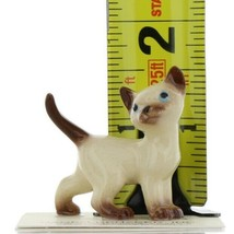 Hagen Renaker Miniature Cat Siamese Papa Ceramic Figurine image 2