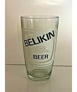 Vintage Belikin Mayan Temple 10 oz. Beer Glasses, The Beer of Belize - $10.84