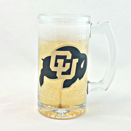 Primary image for Colorado University Beer Gel Candle