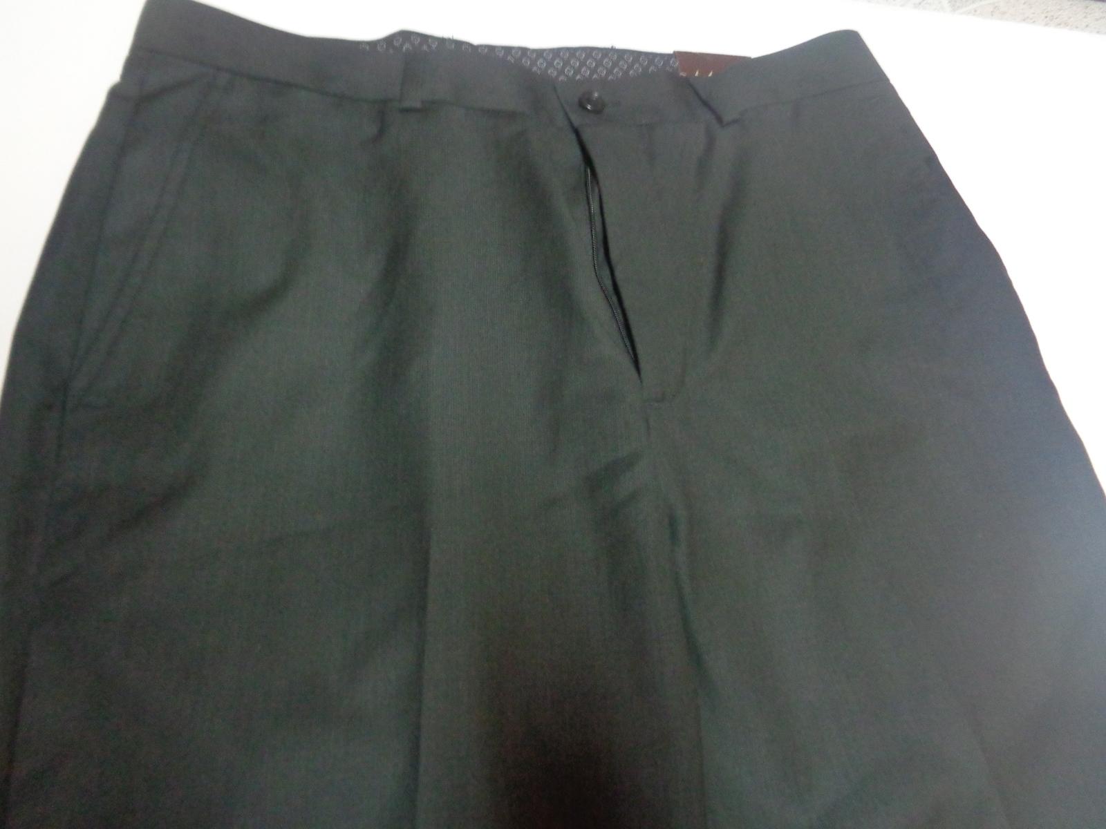 Perry Ellis Men's Dress Slacks NWT Charcoal SZ 32 x 32