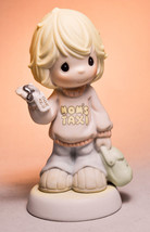 Precious Moments: No Rest For The Weary - 114012 - Classic Figure - $23.55