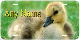 Baby Goose Aluminum Any Name Personalized Auto Tag Novelty License Plate - $14.95
