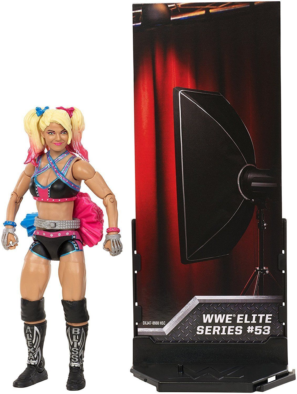 wwe elite ALEXA BLISS series # 53,Wrestling figure action figure wwe superstar