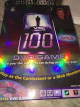 1 vs 100 - DVD Game, Hosted by Bob Saget, by Mattel - $7.72
