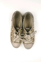 Michael kors signature sneakers size 8 - $23.74
