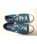 Converse One Star Teal Green Women's / JR's US 5 UK 4.5 Tennis Sneaker S... - $19.80
