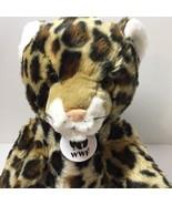 World Wildlife Fund Cheetah Leopard Plush Stuffed Animal Build a Bear Ca... - $10.69