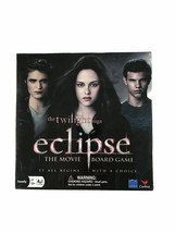 The Twilight Saga eclipse The Movie Board Game Complete - $14.84