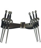 V For Vendetta - Accessory - Belt & Daggers - Adult One-Size-Fits-Most - $13.61