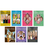 Golden Girls: Complete Series: 1-7 1 2 3 4 5 6 7 DVD BRAND NEW Sealed - $37.50