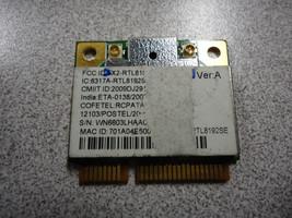 Realtek RTL8192SE 802.11b/g/n PCI-E WLAN Half miniCard - $4.80