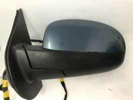 2007-2008 GMC Yukon STD Driver Side View Power Door Mirror Blue OEM TRU0002 - $118.79