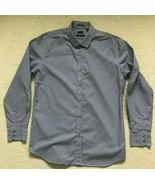 Paul Smith London Camicia Taglia 17/43 Slim Fit Motivo a Quadretti p2p 5... - $100.79