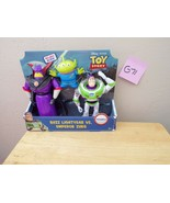 NIB NEW Toy Story Buzz Lightyear Vs Emperor Zurg With Free Alien Disney ... - $19.99