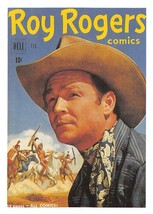 1992 Arrowpatch Roy Rogers Comics Trading Card #38 > Trigger > Happy Trail - $0.99