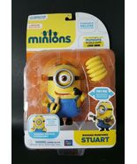 Disney Thinkway Toys Despicable Me Deluxe Minion Banana Munching Stuart ... - $34.00