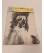 HAMLET Playbill Phoenix Theatre 1961 Donald Madden, Patricia Falkenhain - $21.77