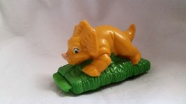 Land Before Time Cera Triceratops Action Figure Burger King Kids Club - $4.98