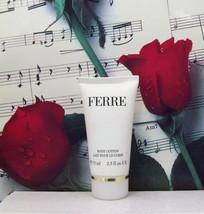 Ferre By Gianfranco Ferre Body Lotion 2.5 OZ.  - $44.99