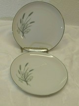 Spring Wheat by Fine China of Japan H15710 Bread & Butter Plate set of 2 - $9.89