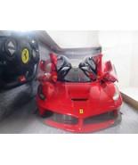 RASTAR Ferrari 1:14 Scale La Ferrari Radio Remote Control Red Exotic Spo... - $51.48