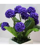 8 Heads Artificial Flowers Hydrangea Bouquet Home Wedding Decorative Fak... - $3.76