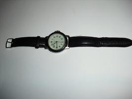 fossil  mens  watch  quartz   - $6.99