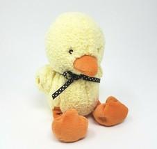 Carter's Bébé Jaune Canard à Pois Couleur Animal en Peluche Jouet Adorable #9662 - $51.89