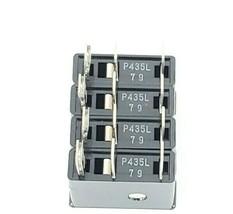 LOT OF 4 NEW DAITO P435L FUSES 3.5A, 125V image 1