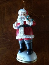 1995 STAC 1895 Santa Claus Ornament - $7.83