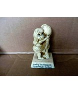 Vintage 1970's Wallace Berries Figure Loving You Is What I Do Best - $14.84