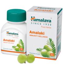 Himalaya Herbal Amalaki Tablets - Stress Relief & General Health, Immunity - $12.99+