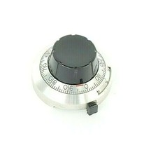 BECKMAN HELIPOT DUODIAL MODEL RB POTENTIOMETER DIAL KNOB, 0-99 image 2