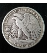1941 Walking Liberty 50 Cents Silver Coin Nice! - $11.10