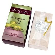 Maithong Mangosteen Natural Herbal Anti-oxidant Aha Soap Prevent Acne & ... - $6.37