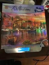 Masterpieces Reflections 750 Piece Puzzle Sailor's Glow - $19.79