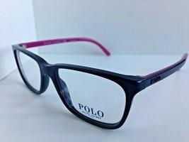 New Polo Ralph Lauren PH 2921 1555 Blue Violet 51mm Women's Eyeglasses Frame - $79.99