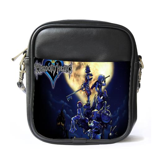 Sb0585 sling bag leather shoulder bag kingdom h