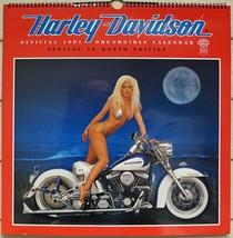 Harley Davidson Official 1991 Dreamgirls Special 16 Months Calendar - $19.99
