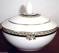 Royal Doulton LAUREN Sugar Bowl With Lid New Romance Collection New - $34.90